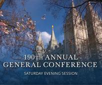 April 2020 Saturday Evening Session Quotes