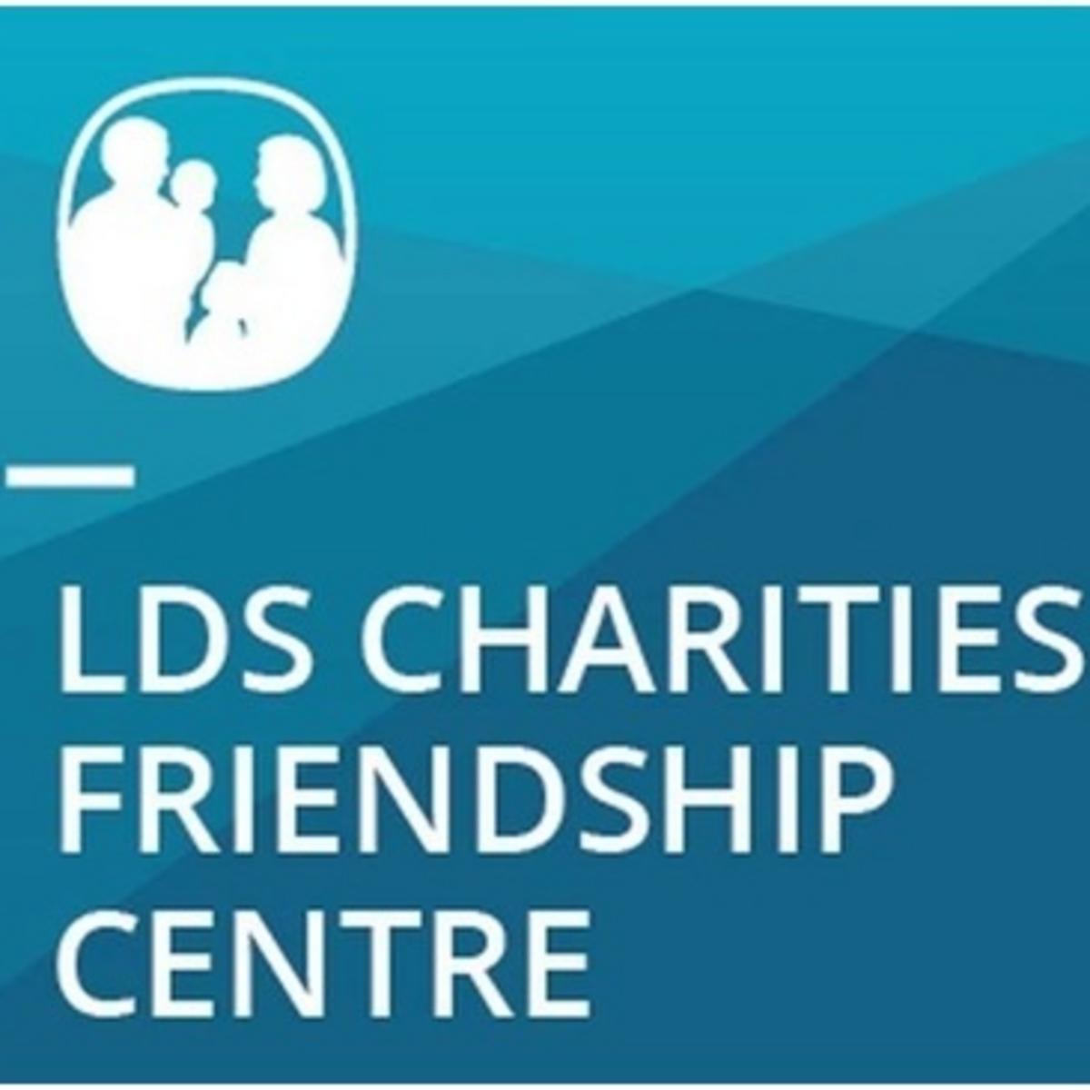 LDS CHARITIES FRIENDSHIP logo LDS CHARITIES FRIENDSHIP CENTRE