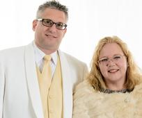 Charlotta and Mark Sanders