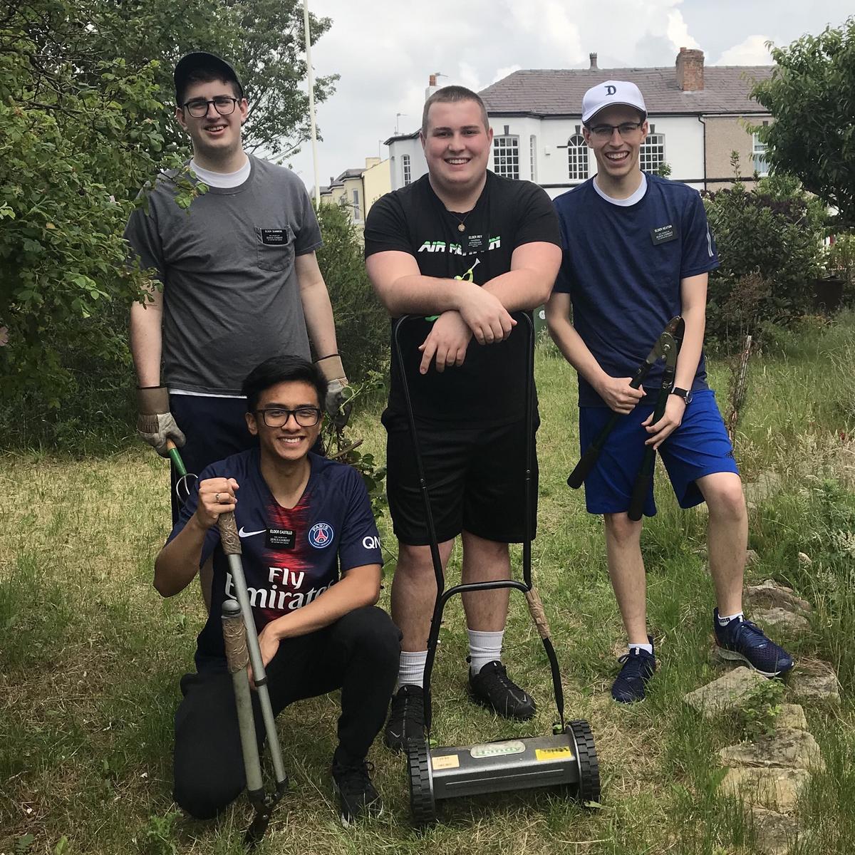 Four Elders in Southport