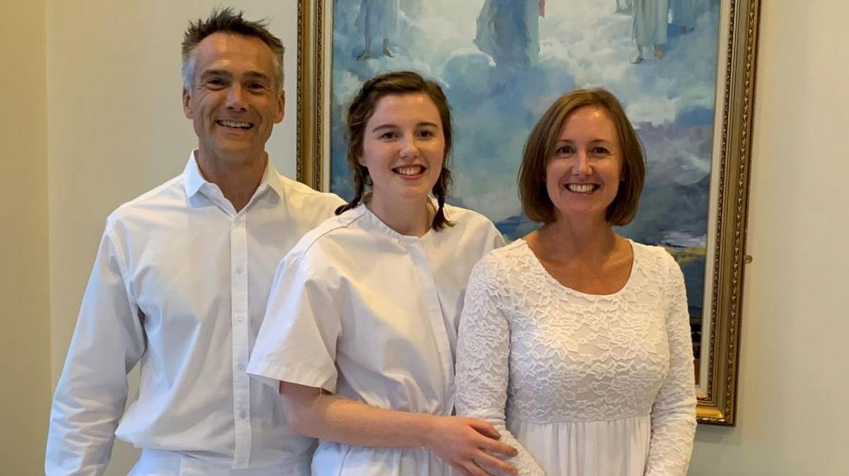 Salvoni Family