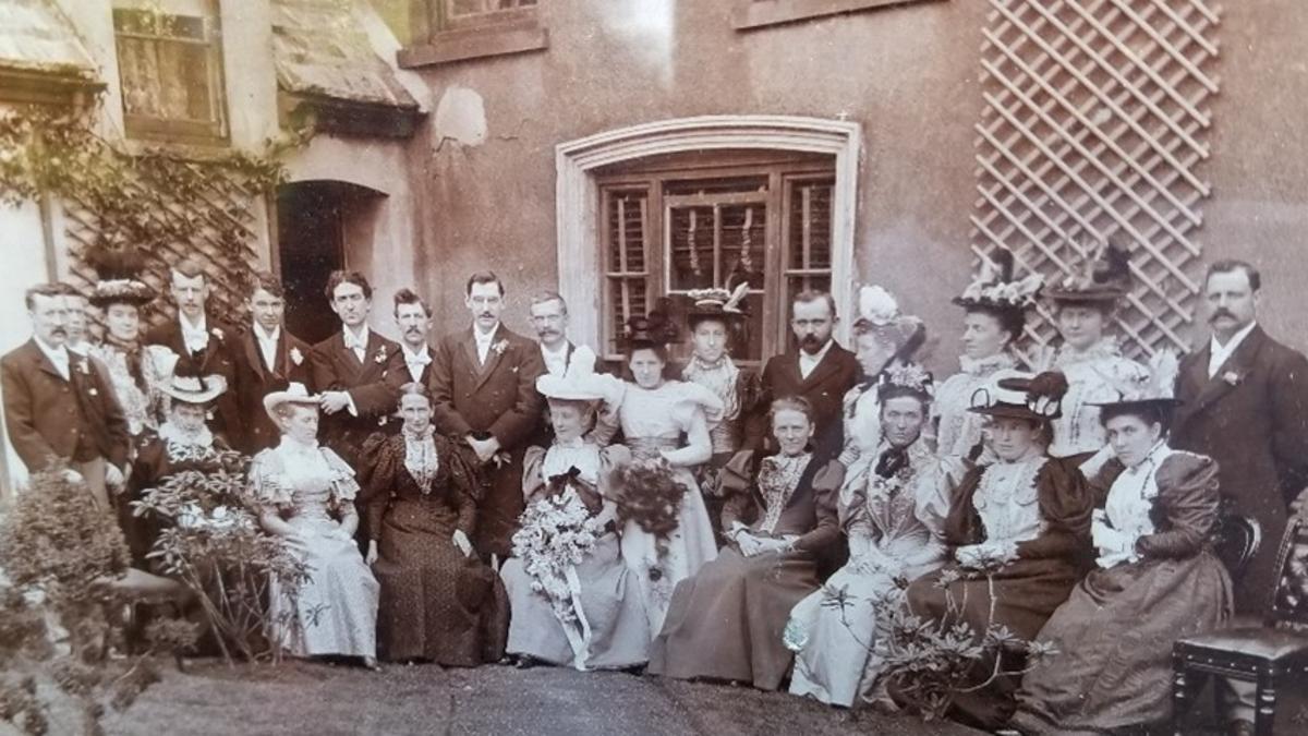 West Family Ancestors