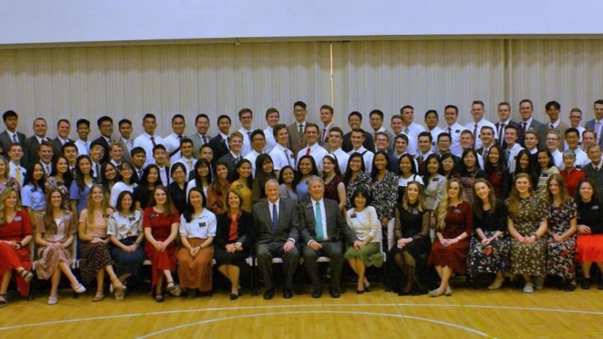 Hong Kong Mission photo