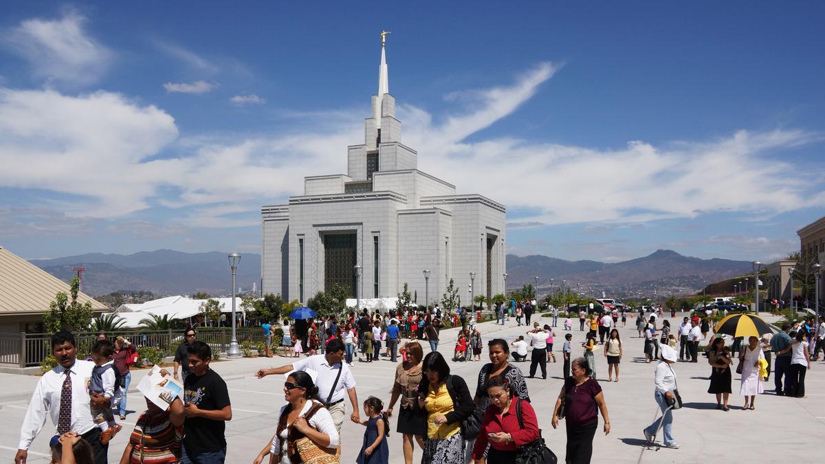 El Templo SUD en Honduras