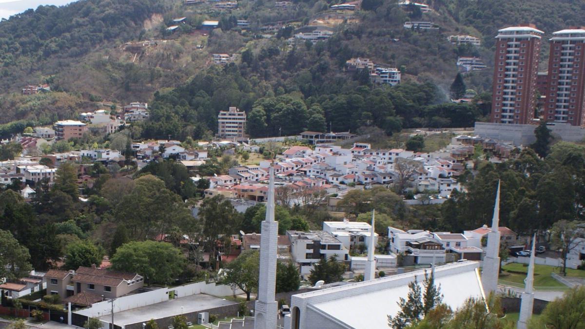 El Templo SUD de Guatemala
