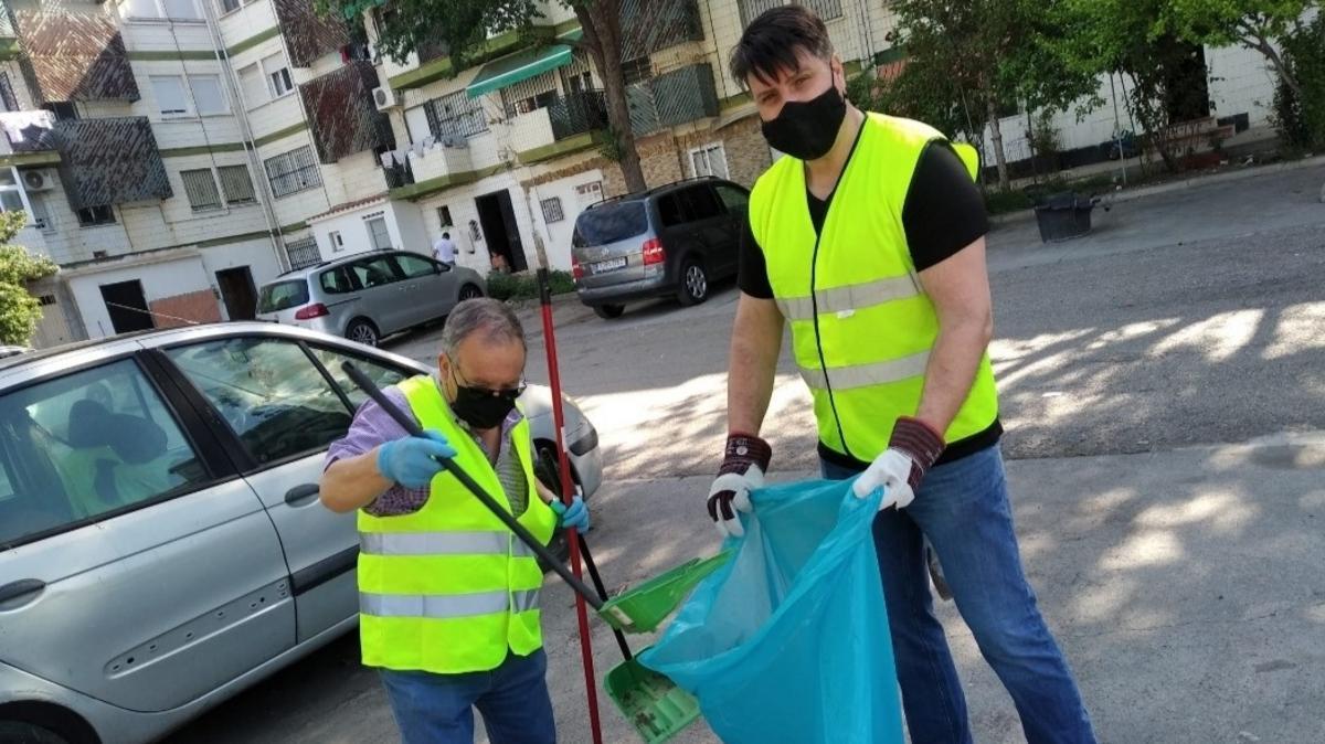 Projekti ThjeshtShërbe në Granada të Spanjës