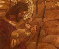 Málverk af Jesú