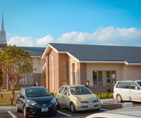 日本最大の敷地面積を持つ教会堂