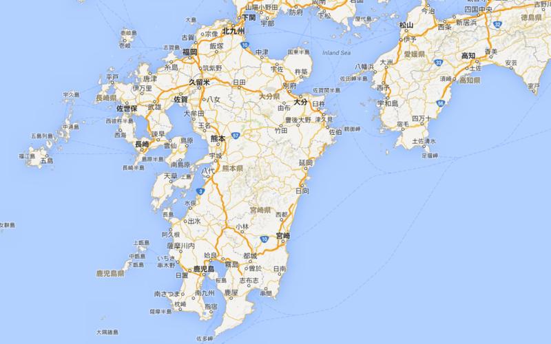九州地方の集会場を探す