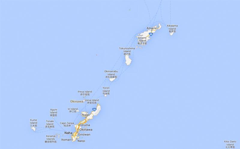 沖縄の集会場を探す
