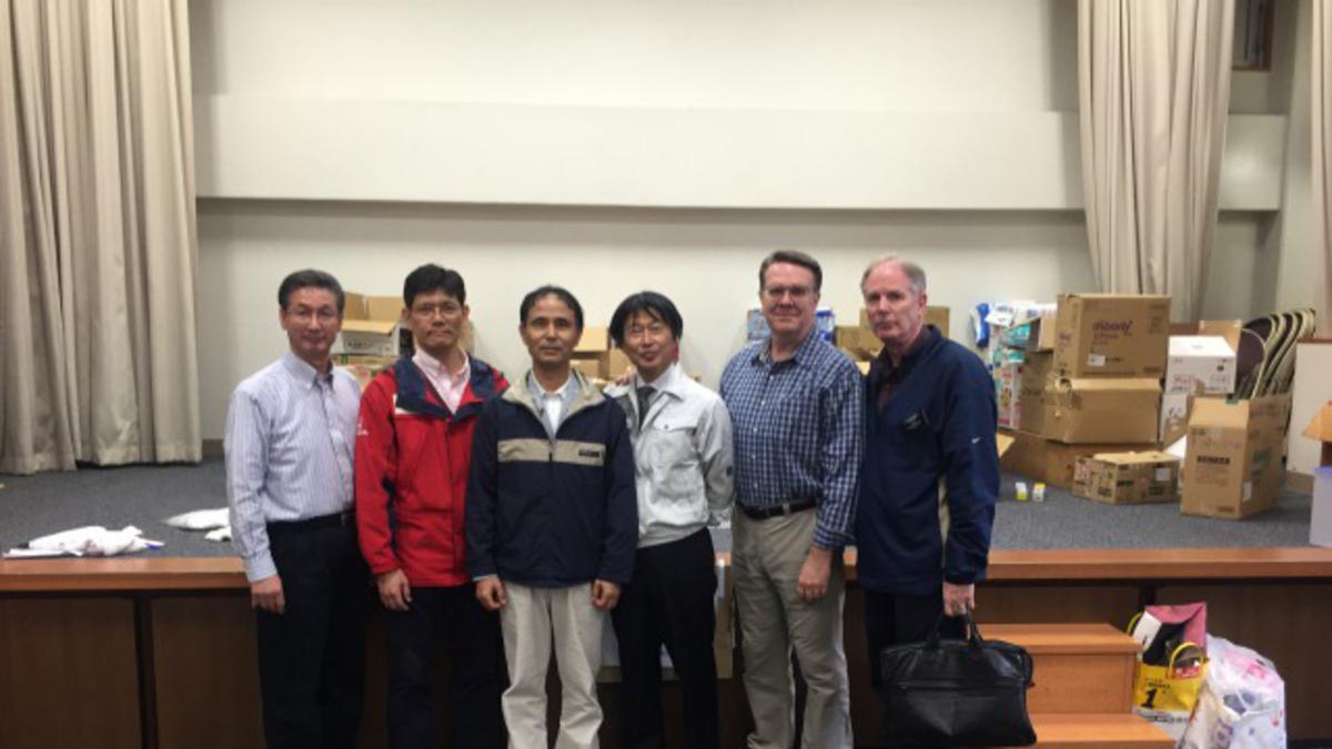 熊本地震へ迅速に対応する教会 緊急対策本部を立ち上げ