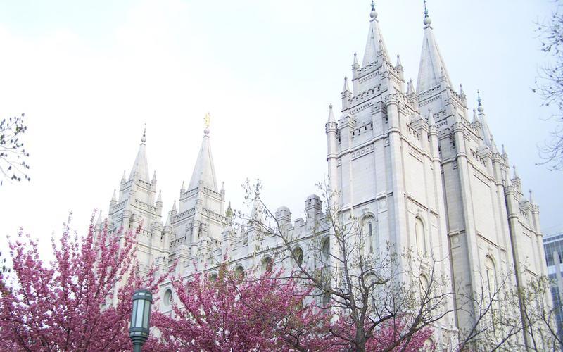 Un Tempio della Chiesa di Gesù Cristo dei Santi degli Ultimi Giorni