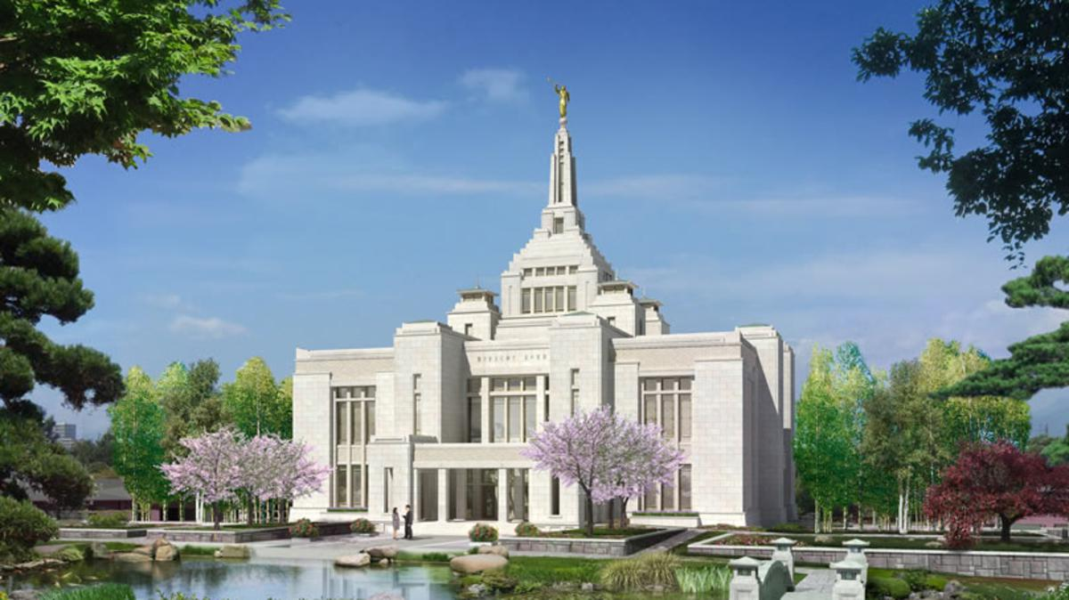 札幌神殿宿泊施設案内 -Sapporo Temple Patron Housing Information-