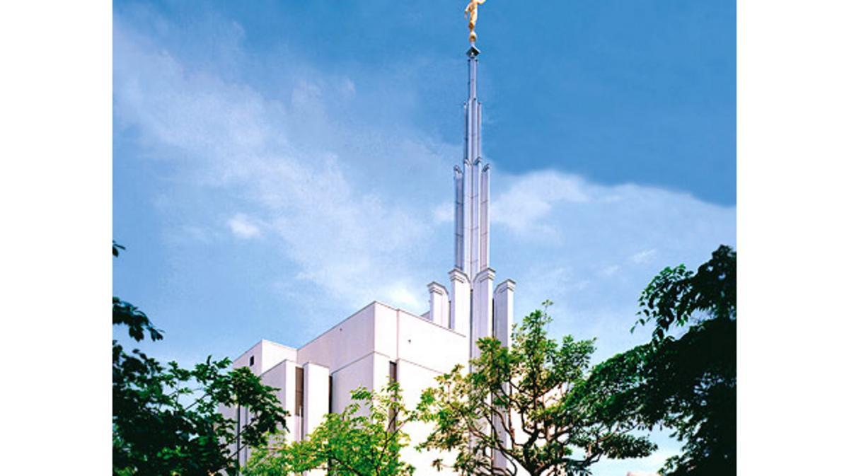 東京神殿別館宿泊案内