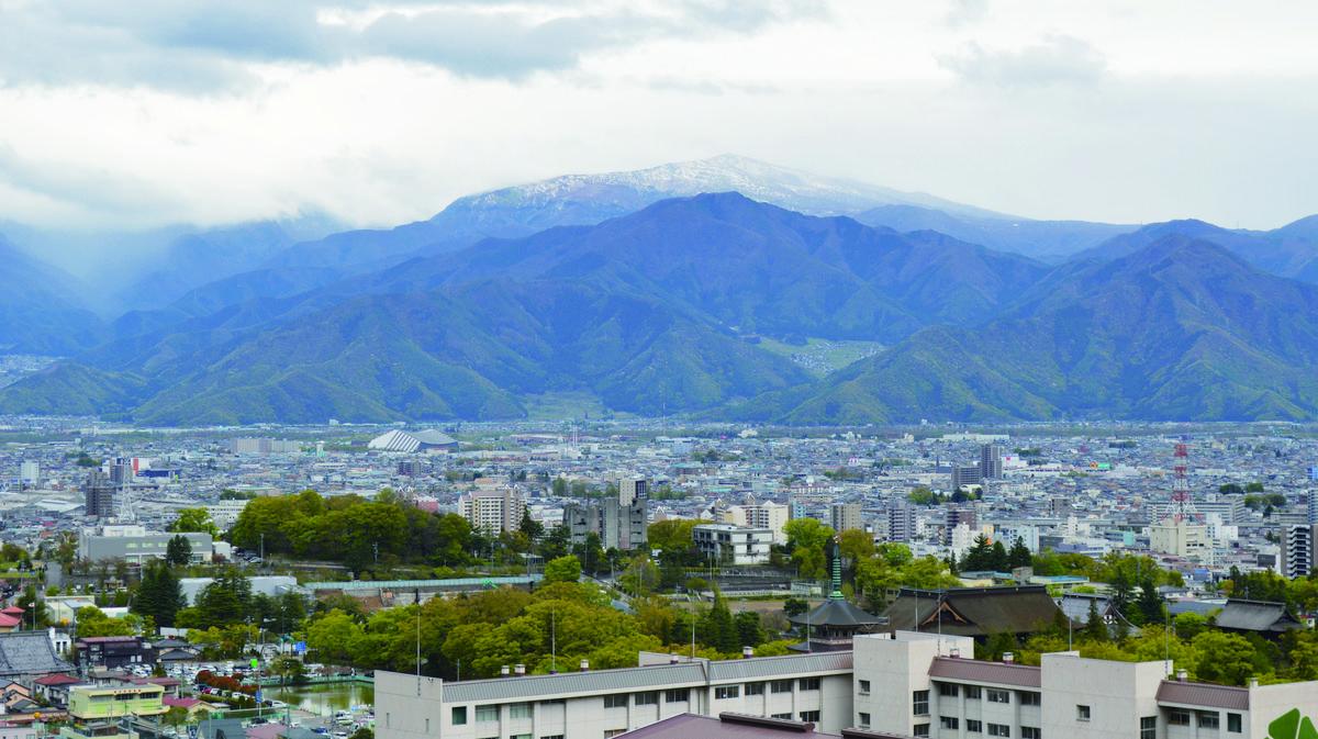일본 나가도 지역