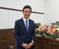 서울 스테이크 선교사업 담당 고등평의원 하태완 형제