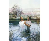 예수 그리스도는 2000여 년 전에 침례를 받으셨지만, 침례는 현대를 사는 사람들에게도 여전히 중요한 의미가 있습니다.
