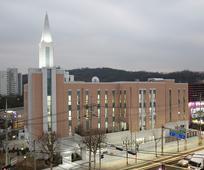 강북 와드 건물