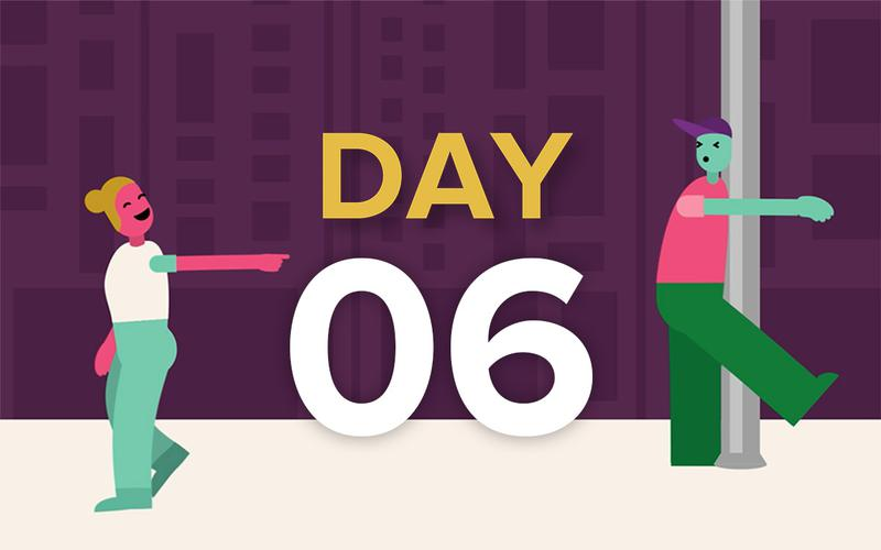 2017세상을비추라 - Day6