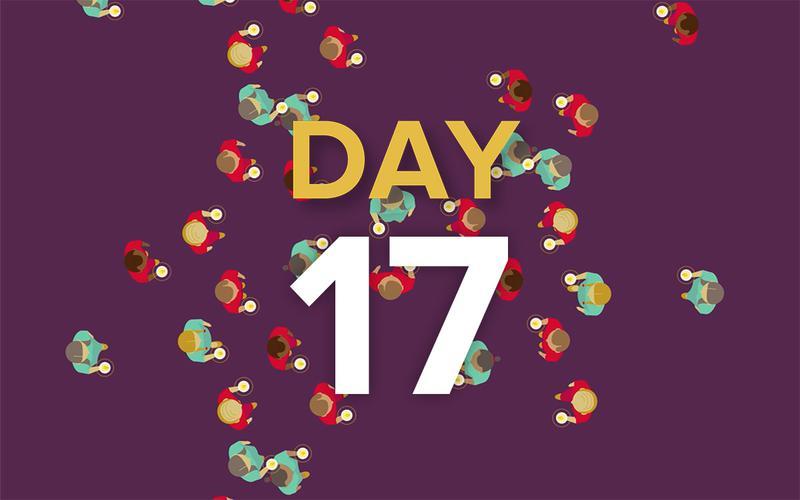 2017세상을비추라 - Day17