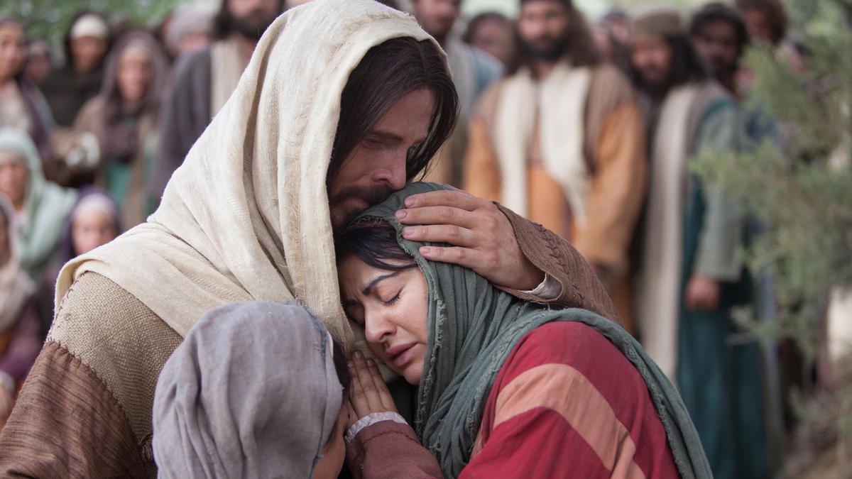 예수님과 마리아, 마르다