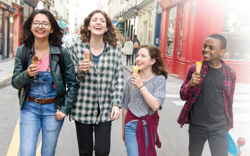 게릿 더블유 공 장로와 함께하는 페이스투페이스 모임: 어린이와 청소년