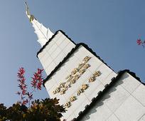 성전 첨탑