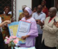 교회가 콩고 민주공화국 프로그램을 장려하다