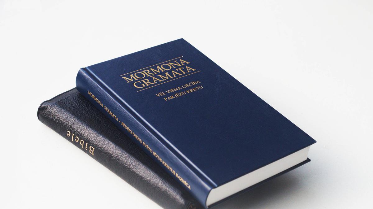 Svētdienas skola - Mormona Grāmata