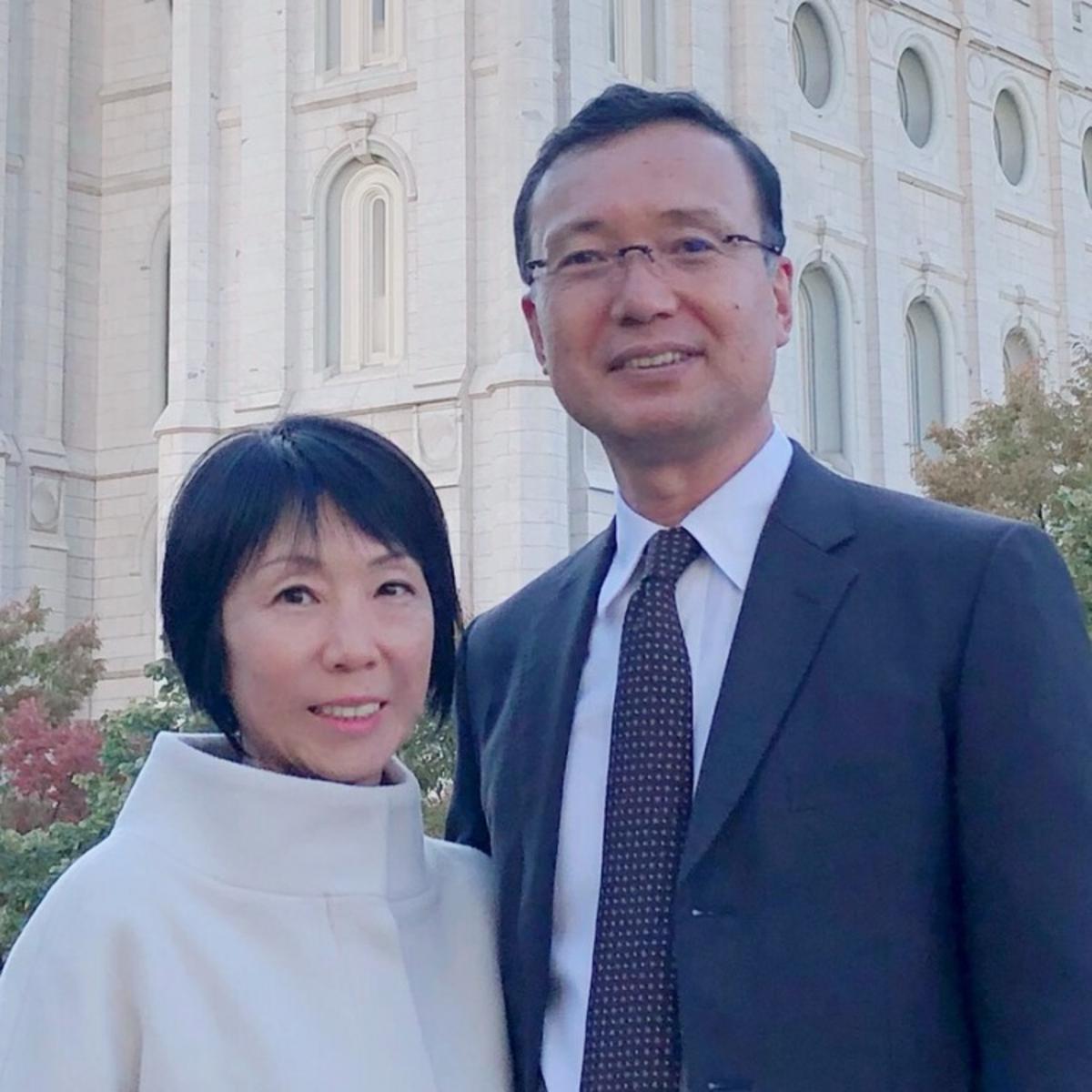 Elders un māsa Okumura no Japānas