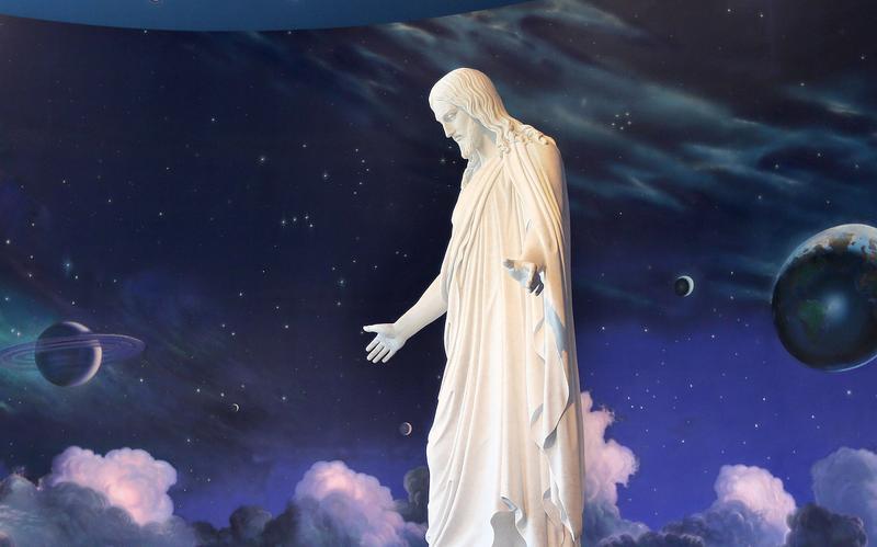 Kristus statuja