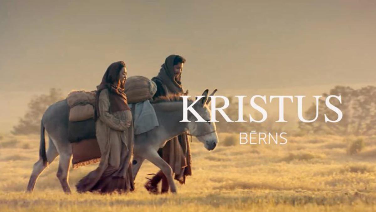 Jēzus Kristus piedzimšanas stāsts