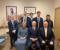 Latvijā aicināts pirmais patriarhs