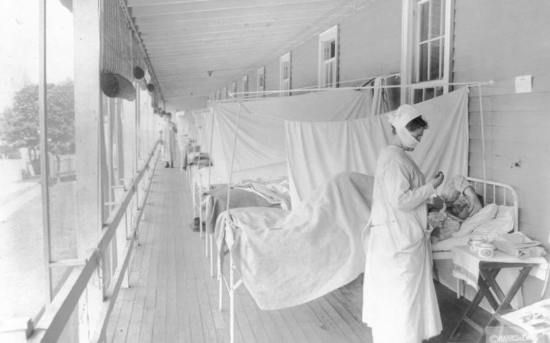 Gripas epidemija