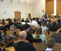 APygardos konferencija