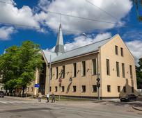 Rygos susirinkimų namai
