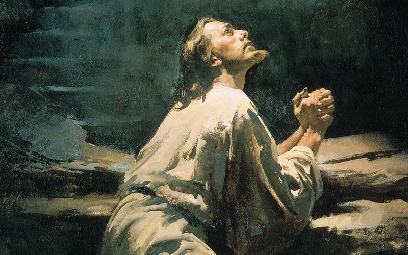 Kristus Getsemanėje