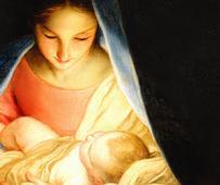 Marijs ir Kristus