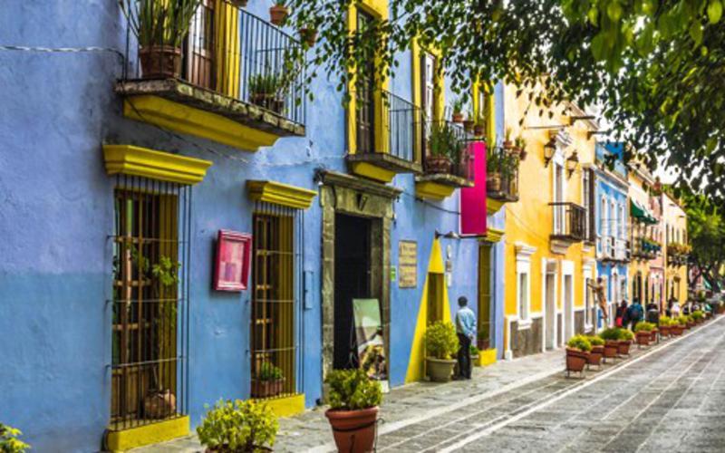 Calles de México