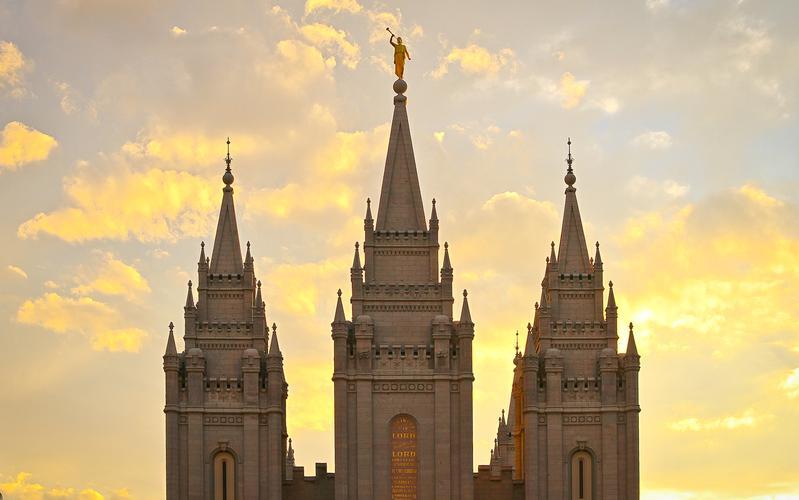 Templo de Salt Lake City
