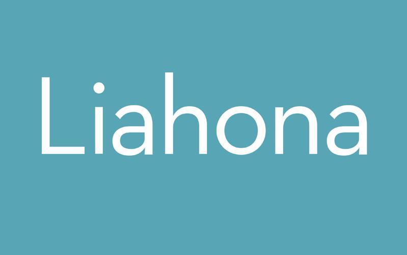 Páginas locales Liahona