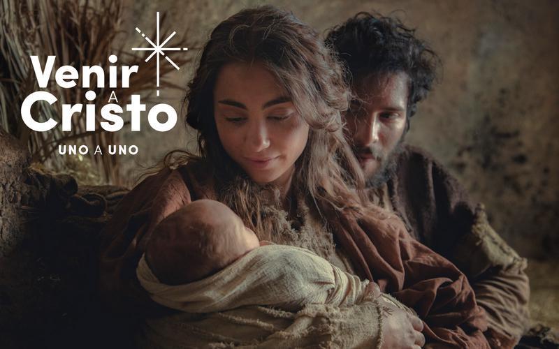 Jesús, María y José.