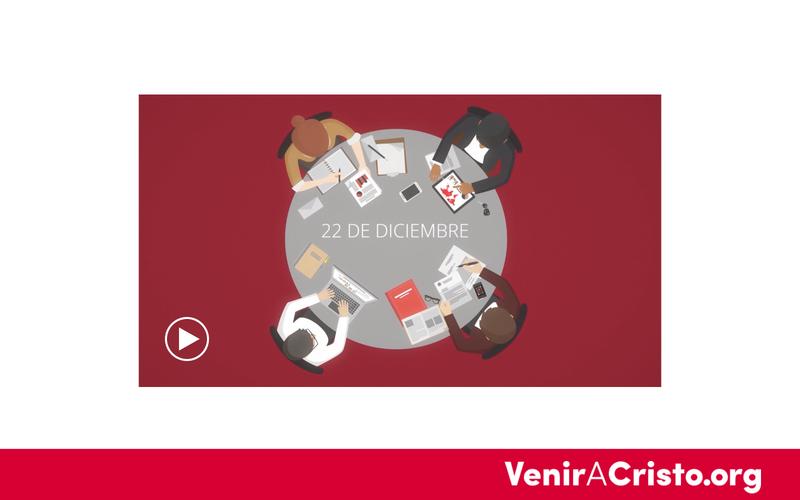 Recursos para líderes | #VenirACristo