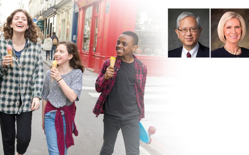 Cara a Cara con el élder Gerrit W. Gong