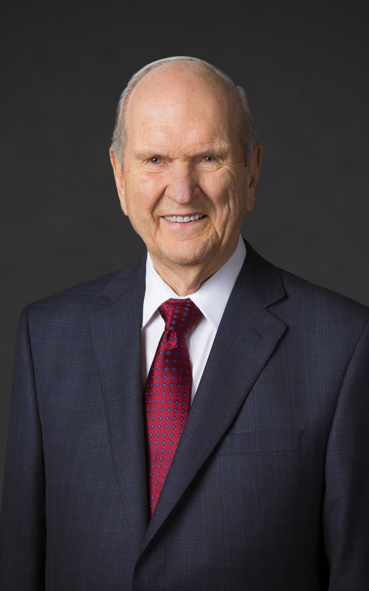Presidente Russell M. Nelson