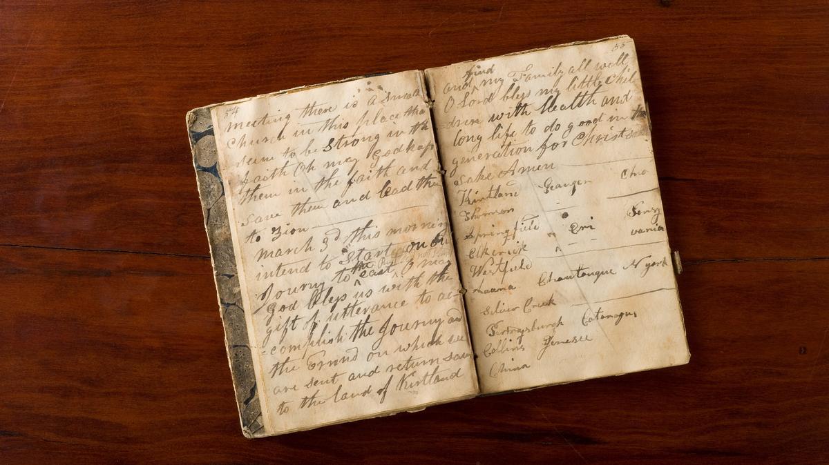 Diario de José Smith
