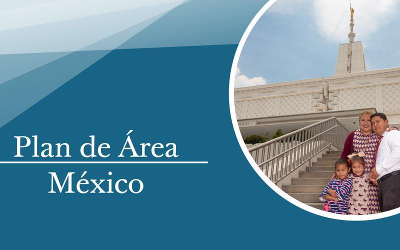 Plan de Área México