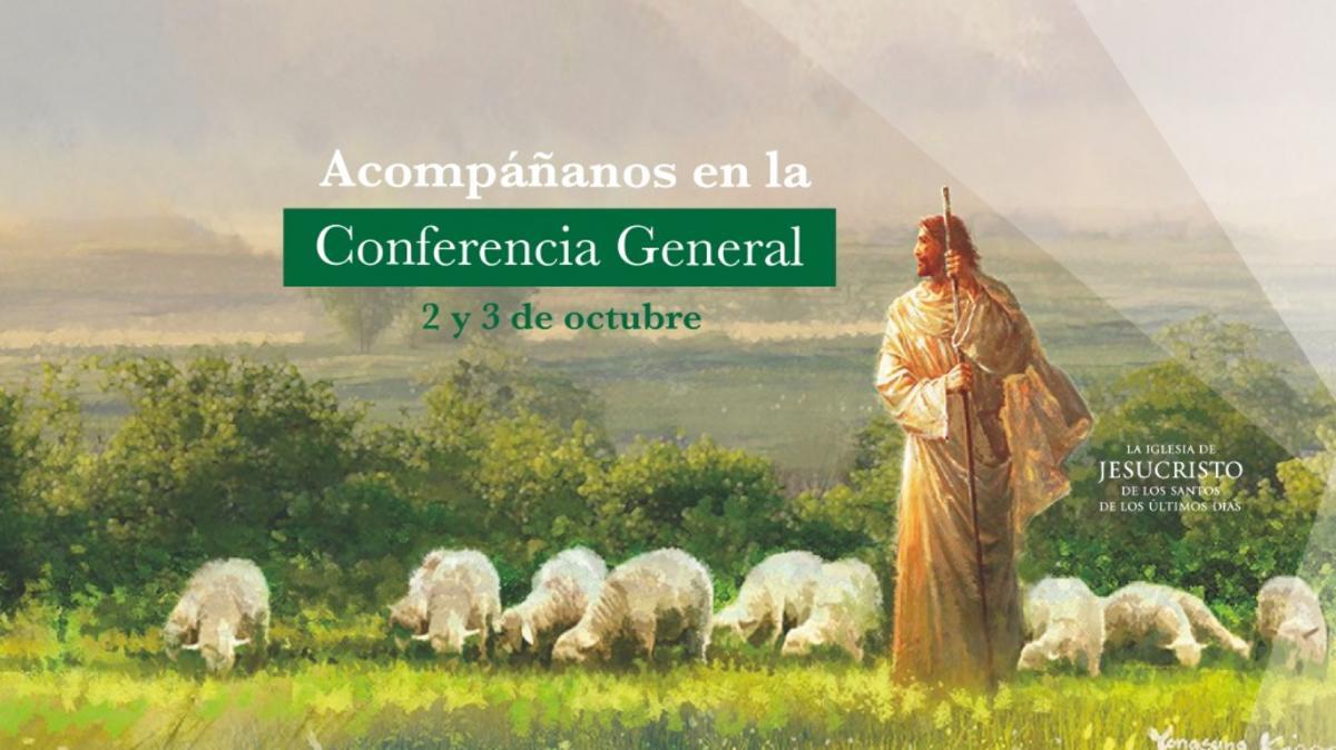 Te invitamos a participar de la conferencia general de La Iglesia de Jesucristo de los Santos de los Últimos Días.