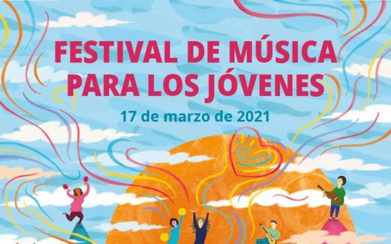 festival de música para los jóvenes