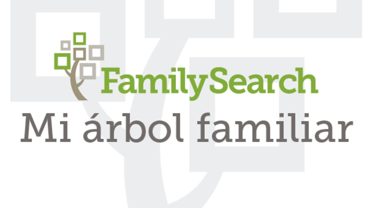 Campaña 'Mi árbol familiar'